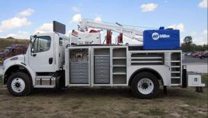 Mechanic Truck