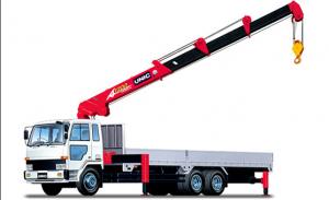 Straight Boom Crane Trucks