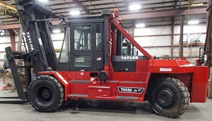 2004 TAYLOR TH350L FORKLIFT