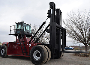 2004 TAYLOR THDC955 FORKLIFT
