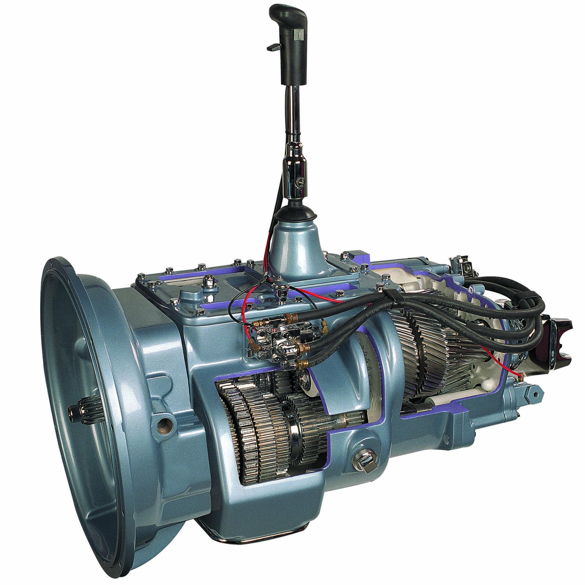 eaton fuller RT-13/rt-18 manual transmission