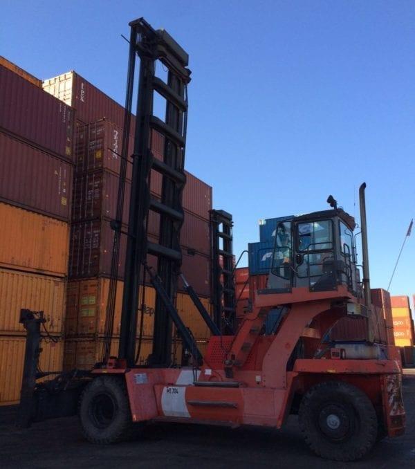 Kalmar Empty Container Handler
